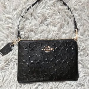 Coach coin Bag/ wristlet